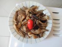 黑蒜頭秀珍菇