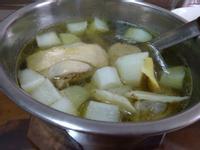 白蘿蔔牛蒡湯(電鍋)