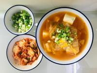 想來點溫暖:韓式泡菜豆腐湯