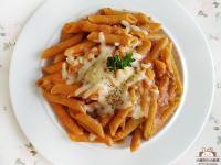 微波煮義大利麵~免動火的義麵料理