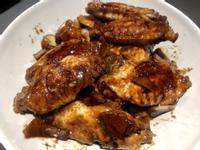 聊天時候的小菜『滷雞翅』