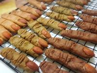 巫婆手指餅乾(氣炸鍋)