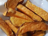 氣炸鍋之地瓜薯條