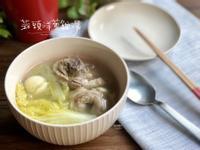 蒜頭洋蔥雞湯-手繪食譜