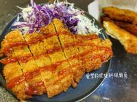 日式炸豬排-愛柴