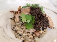 秋冬暖胃料理 <雞肉> 創意松露麻油雞燉