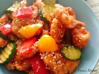 純素 茄汁鮑魚菇(世界名片)