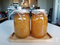 天然自製鳳梨果醬