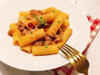 番茄肉醬義大利水管麵🇮🇹