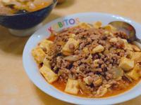 麻婆豆腐X簡單料理✔️
