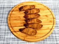 萬聖節點心 巫婆手指餅乾(氣炸鍋輕鬆做)