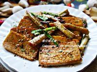 蔥仔燒豆腐