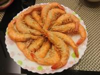 氣炸料理胡椒蝦