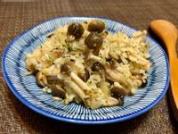 鴻禧菇炊飯