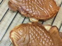 玉米鯛魚燒-森永鬆餅粉