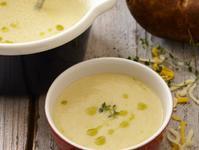 西式料理 奶油雞茸玉米湯