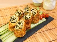 蜜汁蒜香豆皮【開胃前菜】