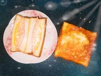 酥脆鮪魚三明治