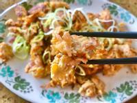 金沙紅蘿蔔炒蛋