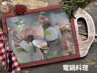 蛤蜊冬瓜排骨湯