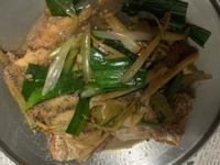 蒜燒白帶魚