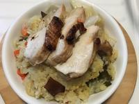雞胸肉炊飯