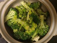 微波爐版炒蒜味青花菜