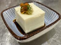 冬季菜單:冬冷豆腐