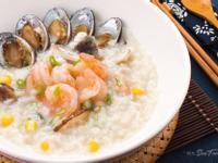 【厚生廚房】海鮮鮑魚粥