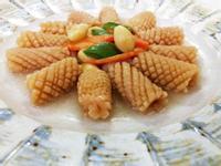 白果炒魷魚