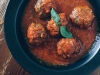 辣味番茄牛肉丸