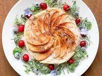 早餐吃甚麼:烤蘋果肉桂墨西哥餅