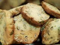 南瓜籽蜂蜜餅乾