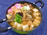 沙茶烏魚白菜鍋