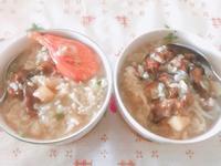 自然鮮甜海產粥
