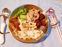 鮮菇梅花肉湯麵