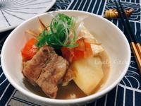 日式味噌馬鈴薯燉豚肉【鑄鐵鍋】