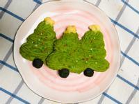 聖誕樹餅乾