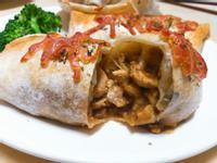 墨西哥雞肉卷(蛋餅皮)