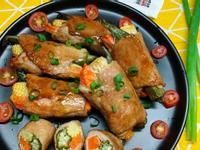 氣炸蔬菜🥬豬肉捲