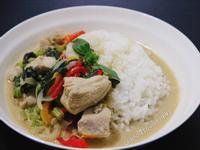 泰式綠咖哩雞