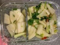 白味噌醃大頭菜