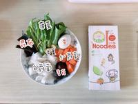 寶寶副食品✨蔬菜湯麵