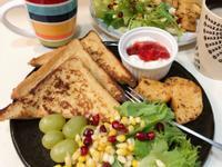 【早餐】法式吐司套餐