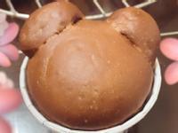 氣炸鍋巧克力麵包