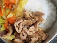 寶寶副食:洋蔥豬肉片
