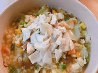 鱸魚南瓜蔬菜粥
