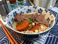 原汁牛肉麵-自製軟嫩滷牛腱