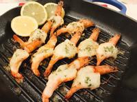 奶油蒜香起司烤蝦(一鍋到底/簡易)