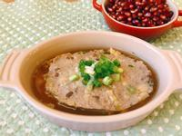 破布丁蒸肉餅(簡易/便當菜)